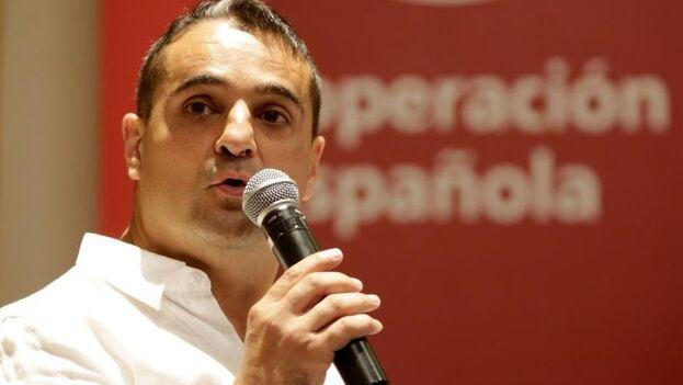 Ángel Martín Peccis se ha desempeñado hasta ahora como director regional para Colombia de la Organización de Estados Iberoamericanos. (EFE)