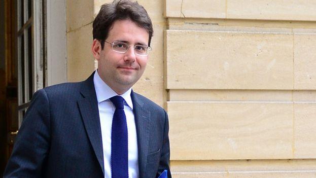 Matthias Fekl (Gobierno de Francia)