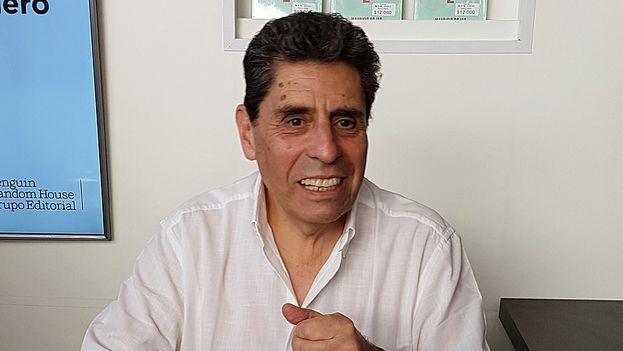Mauricio Rojas ha permanecido como ministro de Cultura de Chile durante solo cuatro días. (Wikimedia)