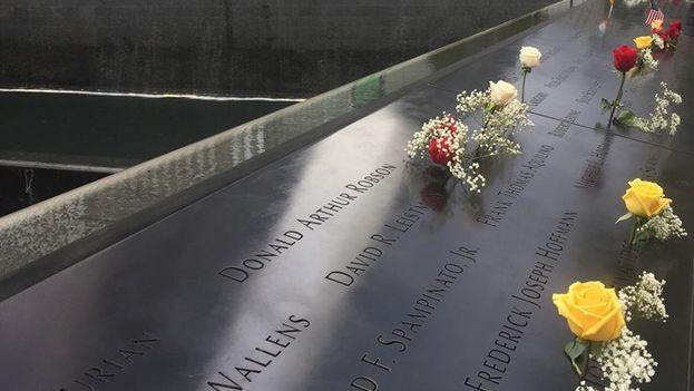 El Memorial del 11S en Nueva York. (911memorial)