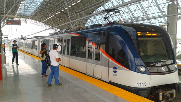 Metro en Panamá. (CC)