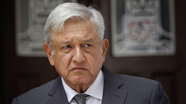 El presidente de México, Andrés Manuel López Obrador. (EFE)