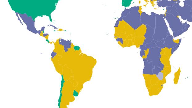 México, Centroamérica y Brasil son los lugares más peligrosos para ser periodista en el continente americano. (Freedom House)