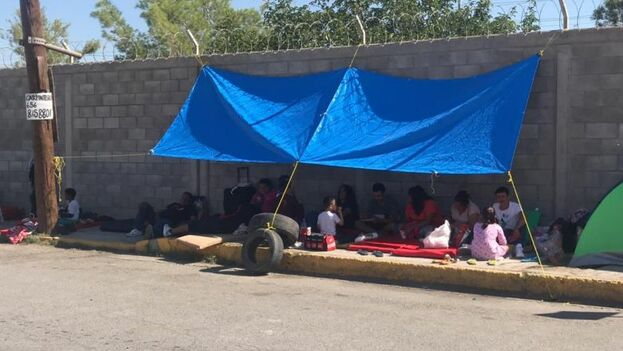 Los migrantes proceden en su mayoría del centro y el sur de México, principalmente los estados de Zacatecas, Michoacán y Guerrero. (gacetamexicana)