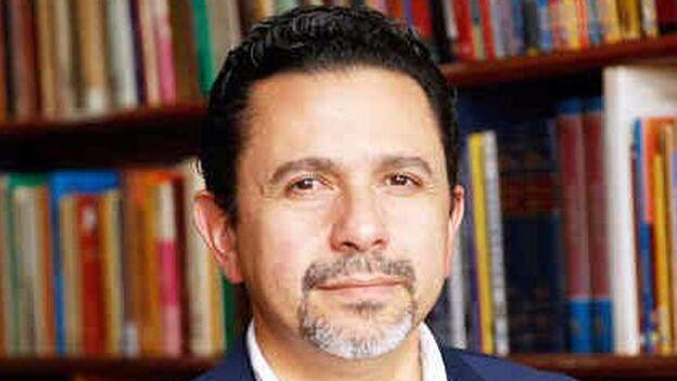 Miguel Ceballos, alto comisionado de Paz, rechazó la decisión del ELN. (wikimedia)