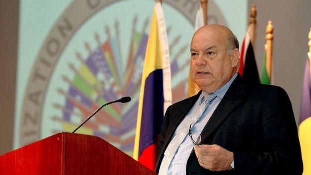 José Miguel Insulza, secretario general de la Organización de Estados Americanos (CC)