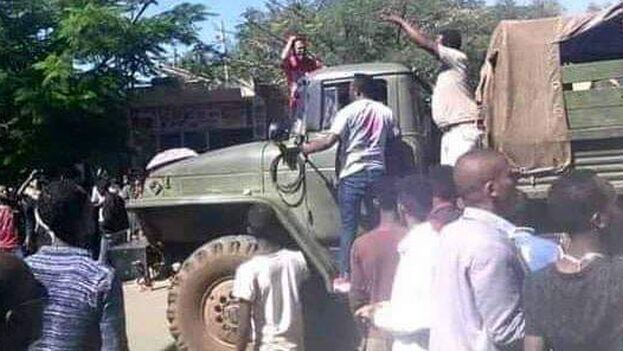 Miles de personas han muerto desde que el primer ministro de Etiopía, Abiy Ahmed, lanzó el 4 de noviembre una ofensiva armada contra el FLPT. (Eritrea Focus)
