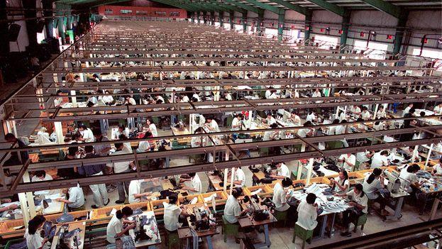 Muchos de los casos de rescate a esclavos se dieron en la industria textil en los estados de Minas Gerais, Pará y Sao Paulo. (EFE)