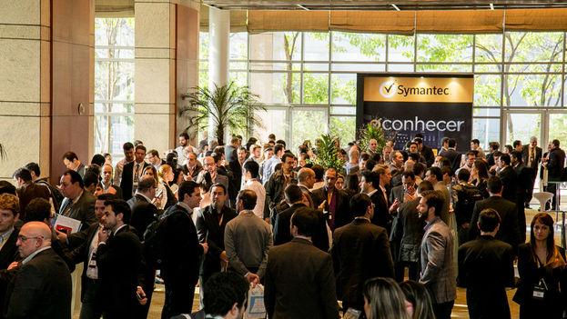 """El evento """"Mind The Sec"""", que se celebra en Sao Paulo, tiene como objetivo concienciar a los usuarios corporativos sobre la ciberseguridad. (Mind The Sec)"""