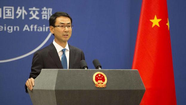 El Ministerio de Asuntos Exteriores chino defiende la ejecución del colombiano condenado por tráfico de drogas. (China Daily)