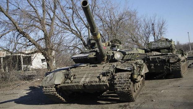 El presidente ruso, Vladímir Putin, encargó la semana pasada a su Ministerio de Exteriores proponer en el Consejo de Seguridad de la ONU una misión de paz para el este de Ucrania. (EFE)