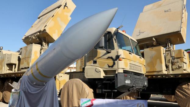 Misiles iraníes amenazan la estabilidad del Medio Oriente. (Twitter)