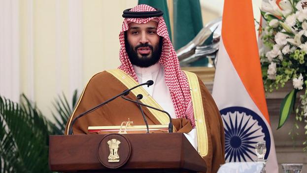 El príncipe heredero saudí, Mohamed bin Salman, aprobó la operación en Estambul. (EFE/Harish Tyagi/Archivo)