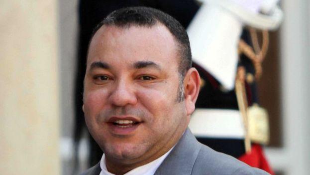 El rey Mohamed VI realiza una visita privada a Cuba. (EFE)