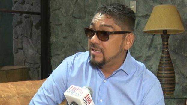 Montalvan trabajó como corresponsal del 'Canal 12' de la televisión local y su emisora es una de las mayores audiencias en León, según las firmas encuestadoras. (Captura)
