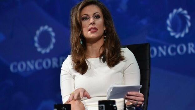 Morgan Ortagus, portavos de la Casa Blanca, evitó respaldar explícitamente el diálogo. (Fox News)