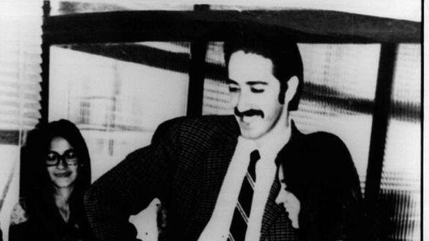 Eduardo Ziede Gómez, militante del Movimiento de Izquierda Revolucionaria, fue asesinado por el régimen de Pinochet. (@DondeEstanCL)