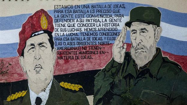 NIcaragua Venezuela Ortega Maduro