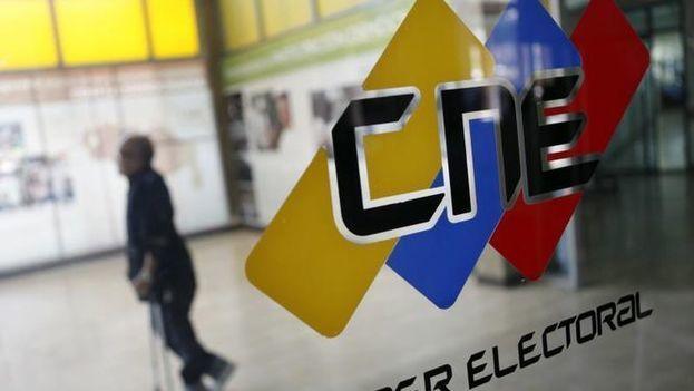 Vista de la sede del Consejo Nacional Electoral de Venezuela en Caracas, Venezuela. (EFE/Archivo)