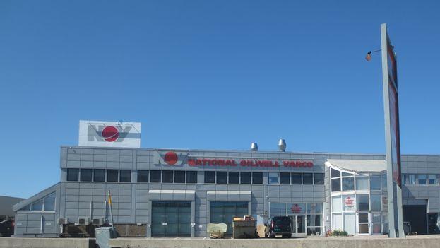 Una de las sedes internacionales de National Oilwell Varco. (Wikimedia Commons)