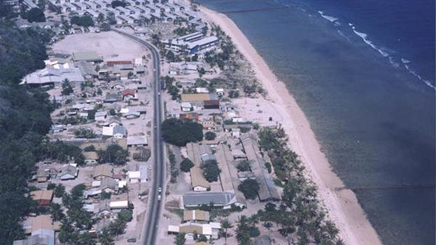 En Nauru, una pequeña isla de la Micronesia de 17.000 habitantes, existe una alta incidencia de enfermedades crónicas. (Wikimedia)