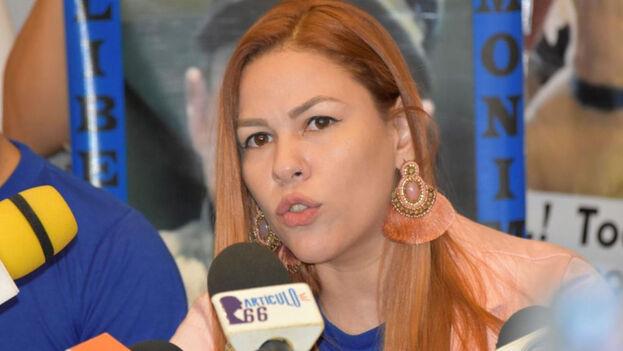 La resistencia en Nicaragua no ha desaparecido, dijo la integrante del Consejo Político de la Unidad, Alexa Zamora. (Redes Unab)