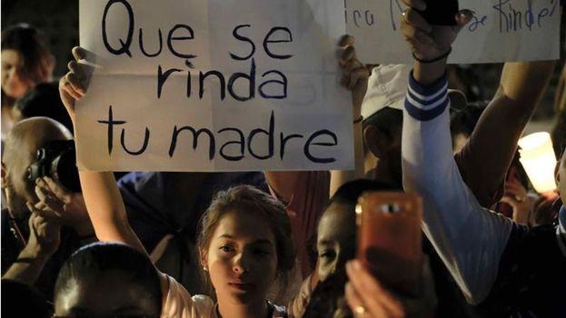 El número de muertos en Nicaragua supera el centenar. El país se desangra y el Gobierno no apuesta claramente por el final del conflicto. (EFE)
