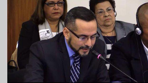El Centro Nicaragüense de Derechos Humanos pidió una visita in situ de la CIDH a Nicaragua. (@cenidh)