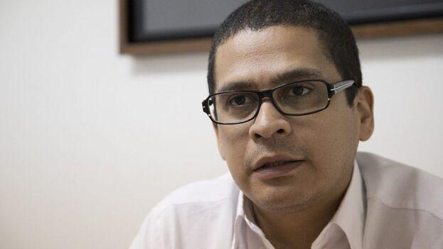 Nícmer Evans ha mostrado en varias ocasiones su arrepentimiento por haber creído en la revolución chavista. (EFE)