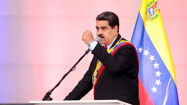 Nicolás Maduro llamó a los venezolanos y el mundo a protestar contra Doald Trump y sus políticas. (@NicolasMaduro)