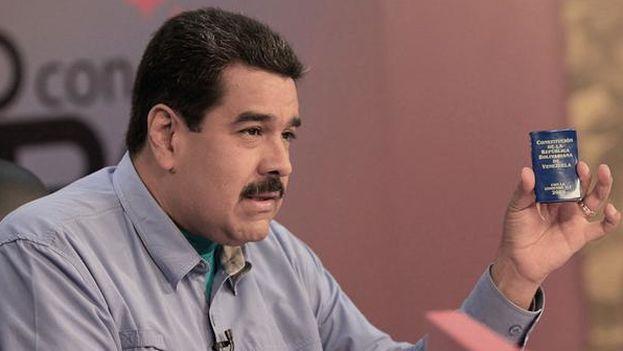 """Nicolás Maduro denuncia la intervención de Felipe González en lo que llama """"eje Bogotá-Madrid-Miami"""""""