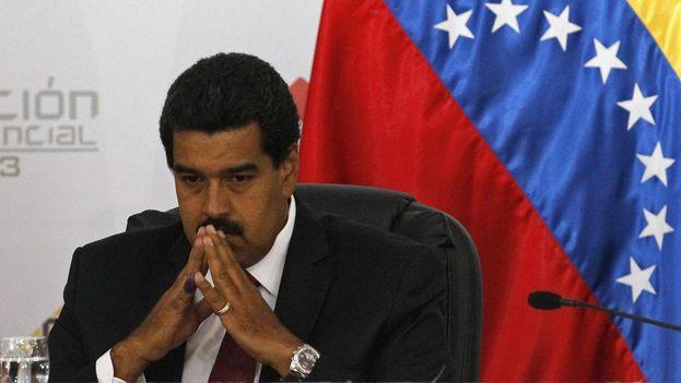 Nicolás Maduro, presidente de Venezuela. (EFE)