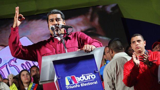 Nicolás Maduro convocó a los tres candidatos derrotados y a los líderes promotores de la abstención a un diálogo para atender las diferencias. (PSUV)