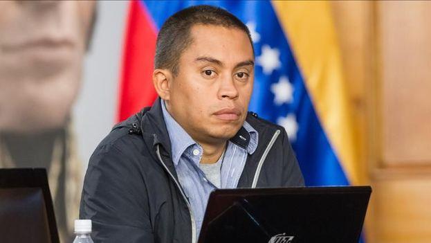 Nicolás Maduro destituyó a Luis Salas, el vicepresidente económico encargado del Ministerio de Economía Productiva. (EFE)
