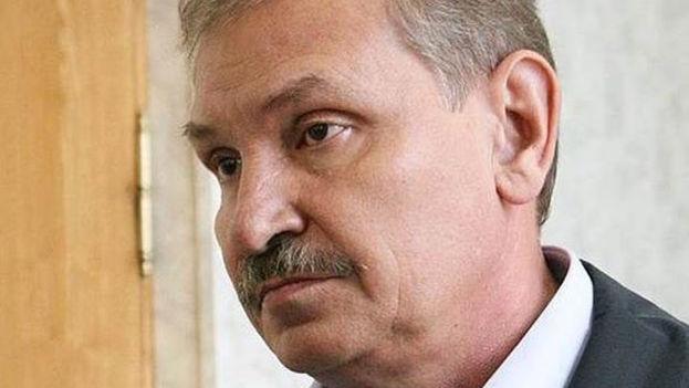 Nikolai Glushkov fue hallado muerto este lunes por la noche en su casa de Londres. (EFE)