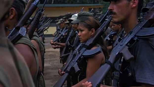 Niños soldado en las FARC (chyldrendestiny.org)