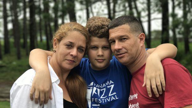 La familia de Nirvia Álvares no está satisfecha con la propuesta de las autoridades panameñas. (14ymedio)