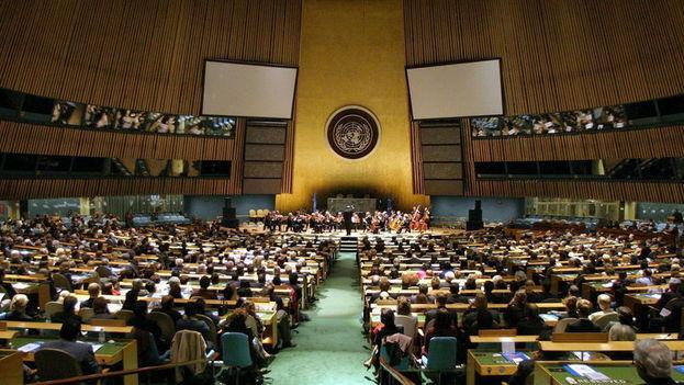 Nuevamente, como era de esperar, la ONU ha condenado el embargo de EE UU a Cuba. (EFE)