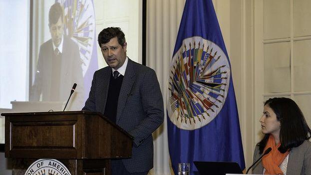 La OEA acogió ayer una conferencia sobre la reforma constitucional cubana. (OEA_Oficial)