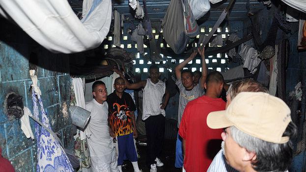 A mediados de 2012, la OEA lideró un proceso de pacificación entre pandillas salvadoreñas. (OEA/Flickr)
