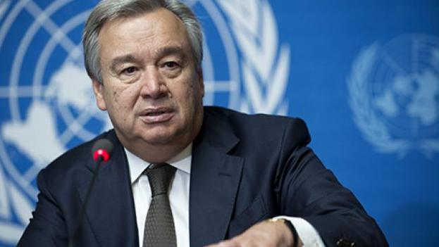 """Según el secretario general de la ONU, António Guterres, """"estas acciones amenazan la seguridad regional e internacional"""". (EFE)"""
