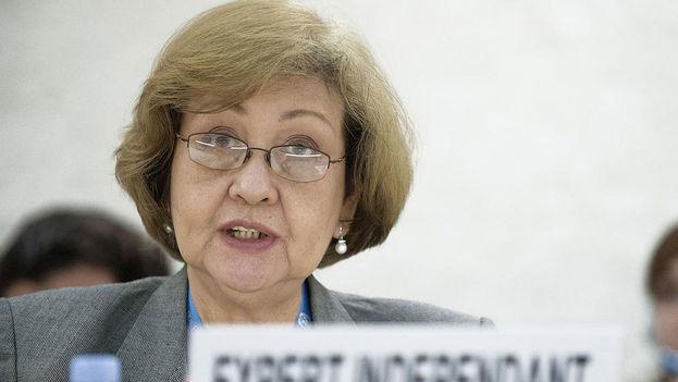 Virginia Dandan es la segunda experta independiente de Naciones Unidas que visita la Isla en los últimos meses. (un.org)