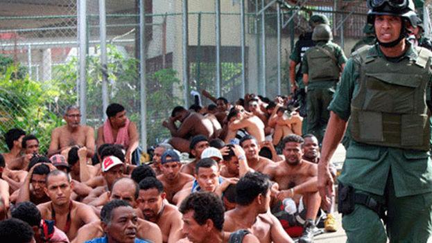El coordinador general del Observatorio Venezolano de Prisiones, Humberto Prado, aseguró que el 95% de los penales en Venezuela están en riesgo crítico. (EFE)