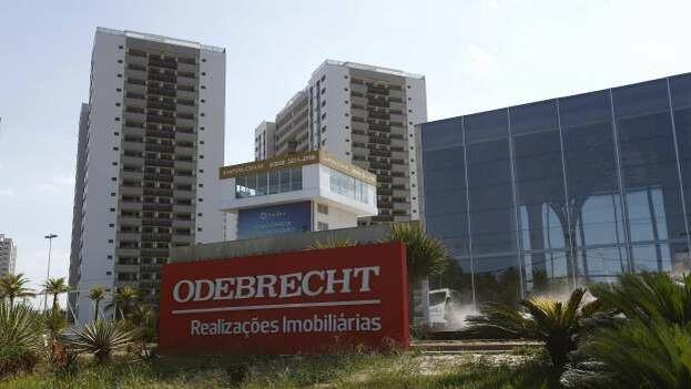 En la imagen el gigante brasileño Odebrecht que influenció con sus prácticas corruptas a buena parte de los Gobiernos latinoamericanos. (EFE)