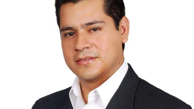 Omar Gómez Lucatero fue alcalde suplente de Aguililla en el pasado y este año contendía por el mismo cargo como independiente.