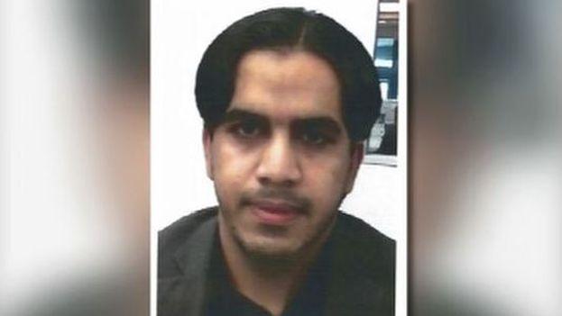 Omar al Hardan fue detenido la pasada semana en Huston. (@KHOU)