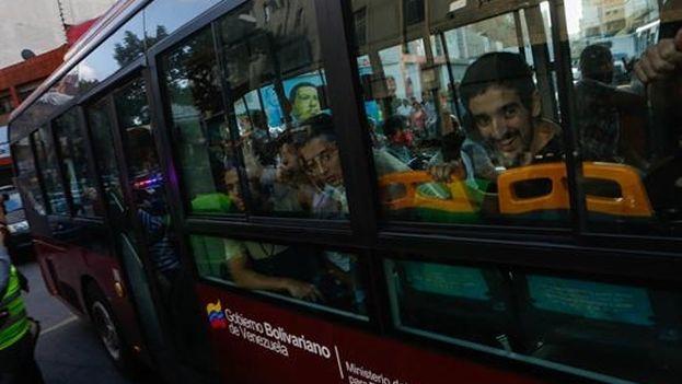 """Opositores y ONG acusan al Gobierno de camuflar entre los excarcelados casos """"políticos"""" con otros que no lo son. (EFE)"""