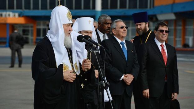 Al patriarca ruso se le concederá la Orden José Martí. (Patriarch of Moscow and All Russia)