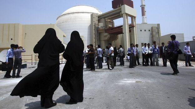 El Organismo Internacional de la Energía Atómica ha alertado de que Irán continúa produciendo uranio enriquecido muy por encima de los niveles pactados en el acuerdo nuclear de 2015. (EFE/Abedin Taherkenare/Archivo)