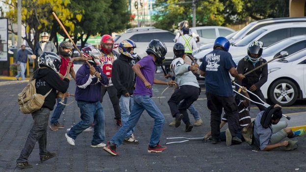Organismos humanitarios han computado hasta ahora entre 325 y 545 muertos en las manifestaciones en Nicaragua. (EFE)